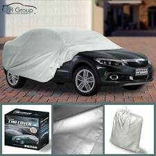 New Full Car Cover Waterproof Heat UV Snow Dust Rain Resistant Protection XXXL