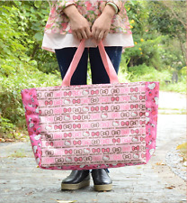 HelloKitty Shopping  Handbag Tote Shoulder Bag 2017 New Big Size Multi-color