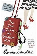 The Gap Year for Grown-Ups, Sanders, Annie,  Book