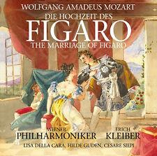 CD Die Hochzeit Des Figaro von Mozart 3CDs mit Erich Kleiber und Wiener Philharm