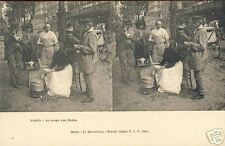 France Carte Postale Paris La soupe aux Halles (f48)