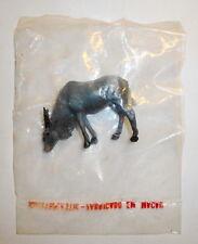 Figurine ancienne publicitaire biscottes PRIOR série Le Zoo : damalisque
