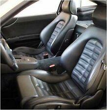 Kit Rinnova Colore Spallina Pelle Ferrari NERO Ritocco 50 mI interni Cabrio 355