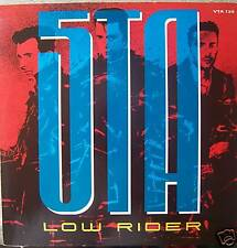 "5TA - Low Rider - 12"" Single PS"