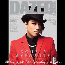 SEUNGRI: Dazed & Confused Korea July 2011 BIGBANG G-Dragon T.O.P Taeyang Daesung