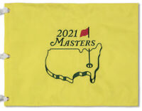 2021 Masters Tournament Golf Pin Flag Embroidered Augusta National Golf Club