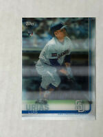 LUIS URIAS 2019 Topps On Demand 3D RARE SSP RC PRINT RUN /540! #192! PADRES!