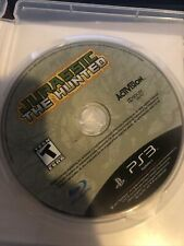 Jurassic The Hunted (Sony PlayStation 3 2009) PS3 DISC ONLY TESTED