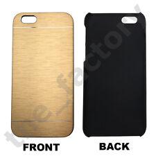 Motomo Premium Brushed Aluminium Hard Case For Apple iphone 6 or 6s 4.7 Inch