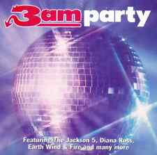 3AM PARTY - PROMO CD: BUGGLES, DIANA ROSS, CAMEO, ROSE ROYCE, DENIECE WILLIAMS
