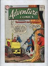 Adventure comics 249 Superboy Superman aquaman DC HIGRADE VF 8.5+ Beautiful