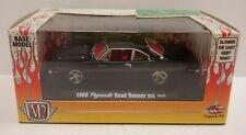 1969 Plymouth Road Runner 383 10-25 Diecast 1:64 Castline M2 101519DBT2