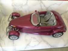 Plymouth Prowler Dealer Promo Model Car NEW IN BOX
