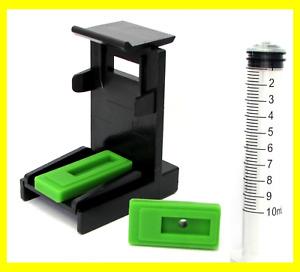 refill clip per ricarica cartucce stampanti hp  303 nere e hp 303 colore ++