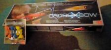 Cross X Bow by Goliath Games New in box with extra crossxdarts