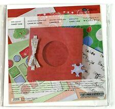 Creative Memories Paper Album Kit Candy Cane