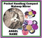 Angel (QUALSIASI NOME) - Divertente BORSETTA/TASCABILE make-up