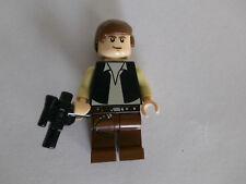 Lego Star Wars Figur - Han Solo - 8038 10188            (811)