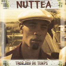 "CD SP 2 T NUTTEA  ""TROP PEU DE TEMPS"""