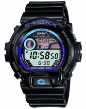 Casio G-Shock, GLX‑6900‑1ER, Black, Tide/Moon Graph, World Time, Alarm, Timer