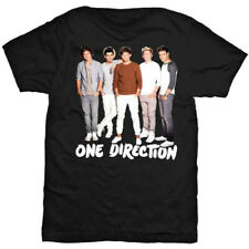One Direction Ladies Tee: New Standing with Skinny Fitting