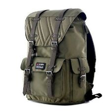 """Camping Hiking Olympia Hopkins 18"""" Backpack - Olive Color - Brand NEW"""
