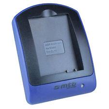 Cargador USB EN-EL14/ENEL14 para Nikon D3100, D3200, D3300, D5100, D5200
