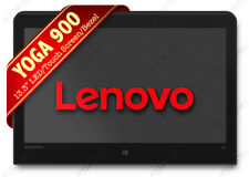 "13.3"" Lenovo Yoga 900-13ISK2 80UE LCD Touch Screen Bezel Assembly 3200x1800 FAST"