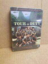 Tour of Duty - Season One (DVD, 2004, 5-Disc Set)