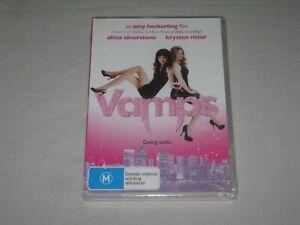 Vamps - Krysten Ritter - Brand New & Sealed - Region 4 - DVD
