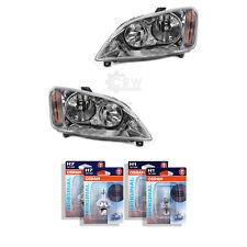 Scheinwerfer Set Satz Ford Focus C-Max Bj. 03-07 inkl. Osram H7+H1 elektr. LWR