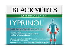 Blackmores Lyprinol 50 capsules ( Marine Green Lipped Mussel Oil )