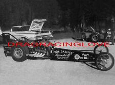 "Don ""Big Daddy"" Garlits 1963 ""Swamp Rat III"" SlingShot Top Fuel Dragster PHOTO!"
