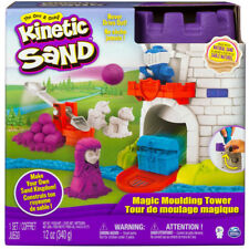 KINETIC SAND MAGIC Moulage Tour Playset NEW