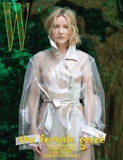 W Magazine Cate Blanchett October 2018 The Female Gaze CATE BLANCHETT