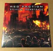 Red Faction Soundtrack Vinyl Limited Run Games Exclusive NEW RARE
