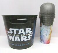 Star Wars The Rise of Skywalker Popcorn Bucket & Ren's Knight Cup