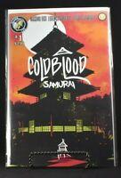 A Cold Blood Samurai #1 Action Lab comics