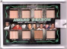 2017 Leaf ITG Stickwork Award Season Emerald AS-01 Richard Howe Beliveau 1/4