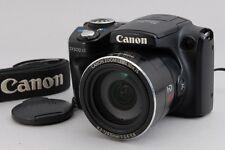【B V.Good】Canon PowerShot SX500 IS 16.0 MP Digital Camera Black From JAPAN #2517
