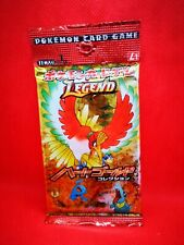 **RARE** Booster Pokemon Carte Card Legend Heart Gold Collection Box display JAP