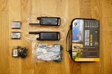 Motorola T 82 Extreme Walkie-Talkies Neuwertig!OrginalverpackungPreis reduziert!