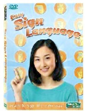 EASY SIGN LANGUAGE DVD - Easy fun way to learn ASL NEW
