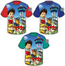 Paw Patrol Boys T Shirt Top 2 - 8 YEARS Brand New Official Licensed 2016 DESIGN