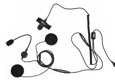 HS-4000 PRO-K Motorradhelm Headset für offene Helme - Baofeng, Wouxun,Maas,TYT
