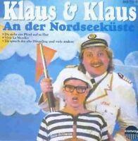 Klaus & Klaus An der Nordseeküste (compilation, 12 tracks, 1983-87) [CD]