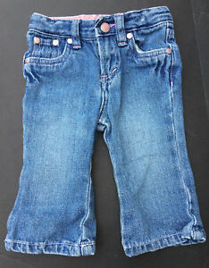 Baby Girl Levi's Jeans 517 6-9m Pants