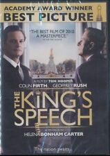 The King's Speech (DVD, 2011, Canadian) BEST Picture BRAND NEW