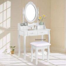 Tavolo salotto Splendidamente artigianale con sgabelli Specchio scrivania bagno