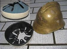 Coiffe intérieure  casque Adrian pompier  modèle 1908  french helmet T.58